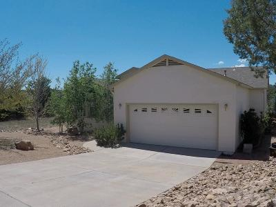 Payson Single Family Home For Sale: 1021 W Rim View Road