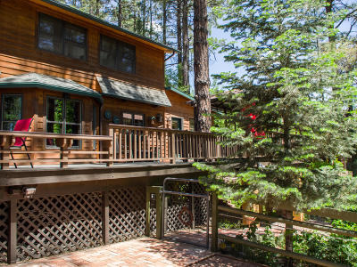 Payson Single Family Home For Sale: 123 N Roper Lane