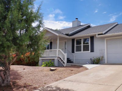 Payson Single Family Home For Sale: 15 N Alpine Heights Drive