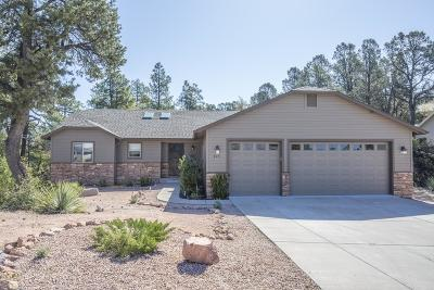 Payson Single Family Home For Sale: 805 S Pinecone Street