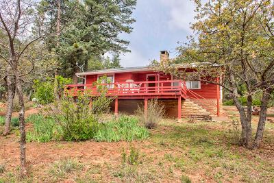 Pine AZ Single Family Home For Sale: $289,000