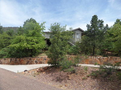 Pine Single Family Home For Sale: 6227 W Pinon Loop