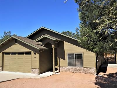 Payson Single Family Home For Sale: 61 N Eagle Ridge Road