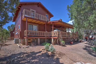 Payson Single Family Home For Sale: 1054 S Palomino Place