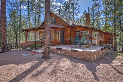 Payson Single Family Home For Sale: 194 E Blue Jay Circle