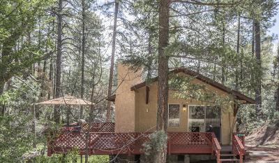 Pine AZ Single Family Home For Sale: $185,000