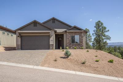 Payson Single Family Home For Sale: 2012 E Rainbow Trail