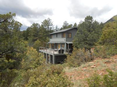 Pine Single Family Home For Sale: 4649 N Juniper Lane