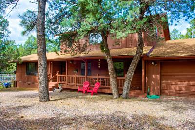 Pine Single Family Home For Sale: 3974 N Mistletoe Drive