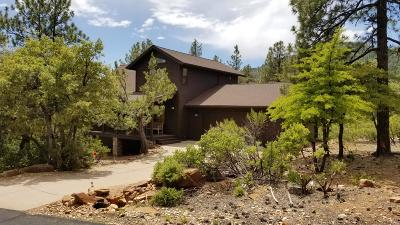 Pine Single Family Home For Sale: 6529 W Ruin Hill Loop