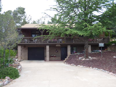 Payson Single Family Home For Sale: 7 W Sherwood Drive