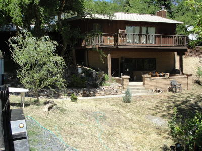Payson Single Family Home For Sale: 224 S Elm Drive