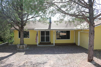 Payson Single Family Home For Sale: 1106 N Matterhorn Road