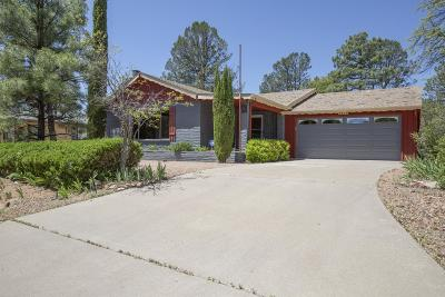 Payson Single Family Home For Sale: 1018 N Easy Street