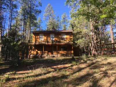 Payson Single Family Home For Sale: 194 E Rim Trail