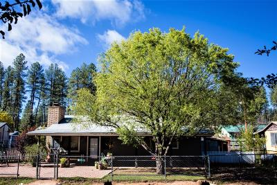 Payson Single Family Home For Sale: 255 W Thompson Road