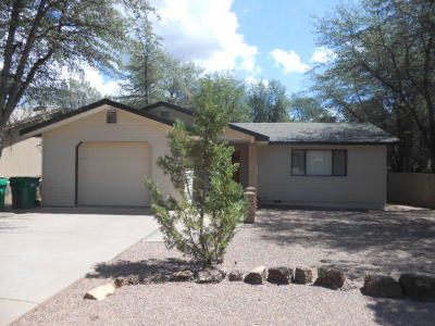 Payson Single Family Home For Sale: 801 N Bavarian Way