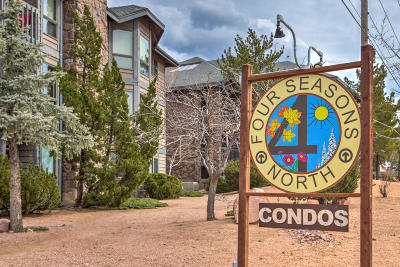 Payson Condo/Townhouse For Sale: 905 N Beeline Hwy #8