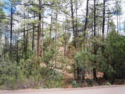 Pine Residential Lots & Land For Sale: 134 W Hardscrabble Mesa Rd
