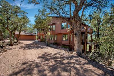 Strawberry Single Family Home For Sale: 4869 N Rim View Loop