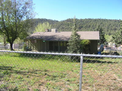 Strawberry Single Family Home For Sale: 9571 W Fossil Creek Road