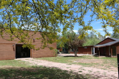 Payson Single Family Home For Sale: 152 & 153 N Johnson Blvd