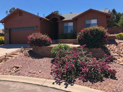 Payson Single Family Home For Sale: 804 N Wilderness Circle