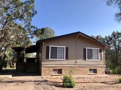 Payson Single Family Home For Sale: 239 Pinon Road