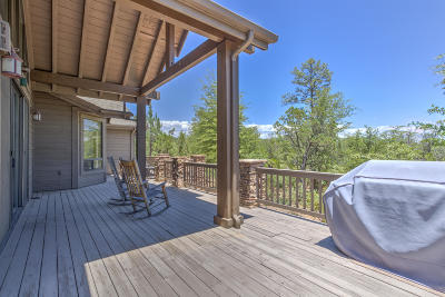 Payson Single Family Home For Sale: 92 N Scenic Drive