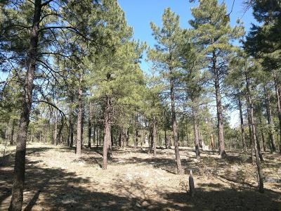 Happy Jack Residential Lots & Land For Sale: 4466 Moonlight Dr