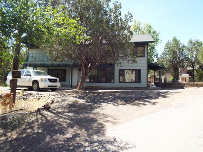 Payson Single Family Home For Sale: 635 Verde Place