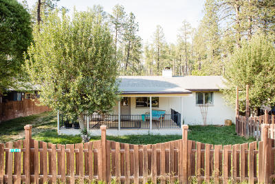Payson Single Family Home For Sale: 194 W Standage Drive