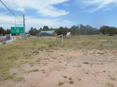 Payson Residential Lots & Land For Sale: 1201 N Beeline Highway