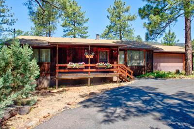 Pine Single Family Home For Sale: 4262 N Whispering Pines Road