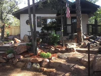 Payson Single Family Home For Sale: 208 E Sherwood Drive