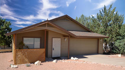 Payson Single Family Home For Sale: 5 E Saguaro Circle
