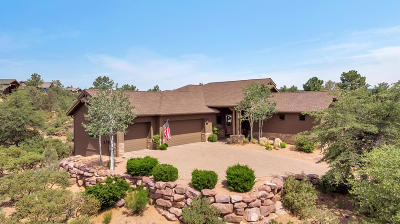 Chaparral Pines Single Family Home For Sale: 2208 E Filaree Circle