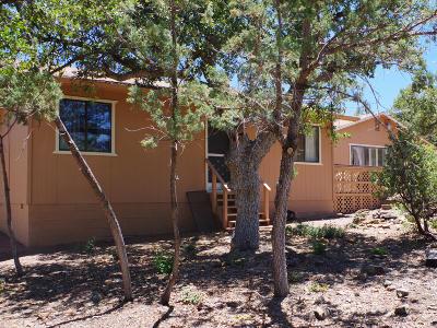 Pine AZ Single Family Home For Sale: $275,000