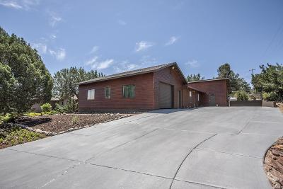 Payson Single Family Home For Sale: 2507 W Palmer Drive