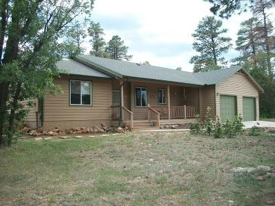 Happy Jack Single Family Home For Sale: 406 Timberline Drive