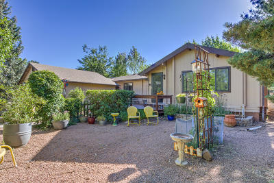 Payson Single Family Home For Sale: 19 N Arabian Loop