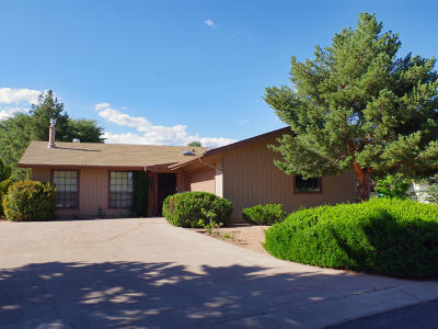 Payson Single Family Home For Sale: 102 N Pinecrest Road