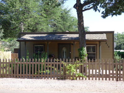 Payson Single Family Home For Sale: 215 W Frontier Street