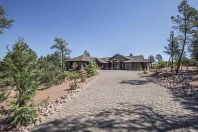 Chaparral Pines Single Family Home For Sale: 805 N Desert Mimosa Circle