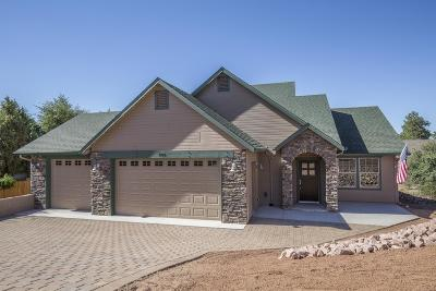Payson Single Family Home For Sale: 903 W Antler Circle