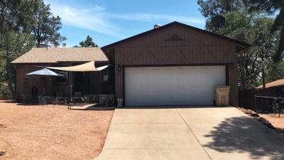 Payson Single Family Home For Sale: 303 E Timber Circle