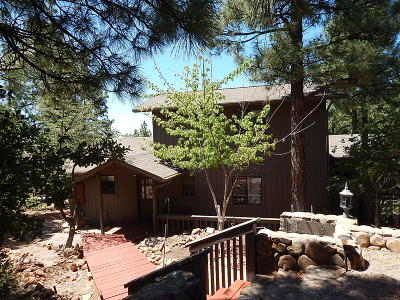 Pine AZ Single Family Home For Sale: $299,000