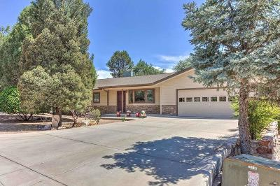 Payson Single Family Home For Sale: 1406 N Panorama Court