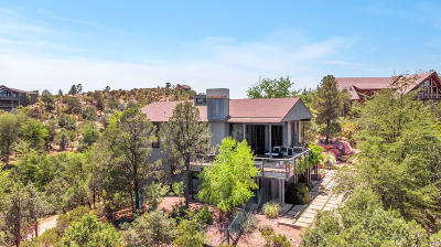 Chaparral Pines Single Family Home For Sale: 2701 E Coyote Mint Circle