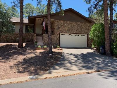 Payson Single Family Home For Sale: 109 N Parkwood Lane
